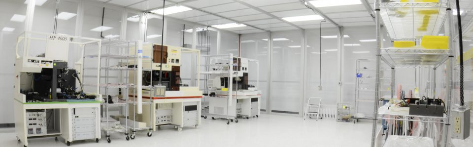 Clean Room, Sterling Technologies, Vermont